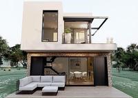 Una empresa construye en Segovia casas modulares