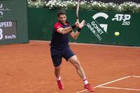 Andújar derrota a Federer en Ginebra
