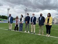 Iker Casillas presenta el Campus del Real Madrid