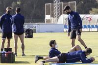 El Burgos suspende los entrenamientos tras 2 casos positivos