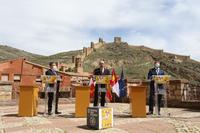 Mañueco, Lambán y Page exigen una cumbre a 8 de despoblación