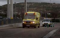 Una fallecida y un niño herido tras un choque en Merindades