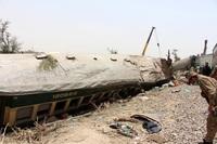 Al menos 45 muertos tras chocar dos trenes en Pakistán