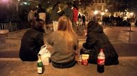 Policía Foral interviene en once botellones