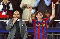 Messi, el final de una era