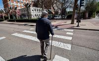 Cuando cruzar la calle es una carrera