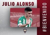Julio Alonso se une al proyecto del Alba