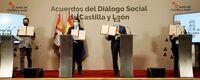 El Diálogo Social resurge para reactivar la economía