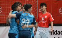 El VTG juvenil cae en las semifinales de la Copa de España
