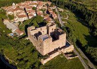 Avanza el plan de restauración del castillo de Yanguas