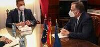 Sánchez transmite a Ceuta la garantía de seguridad en la ciudad
