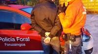 Detenido por amenazas graves con arma blanca en Sarriguren