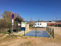 Diputación convoca nueva línea para áreas de autocaravanas