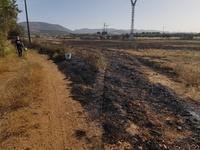 Infocam interviene en dos pequeños incendios en Puertollano