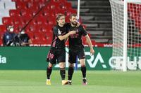 El Real Madrid recoge el guante del Atlético