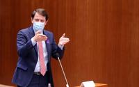 Mañueco asegura que los socialistas están contra el indulto