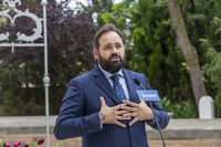 Núñez afea a Page que no pidiera el Comité Federal del PSOE