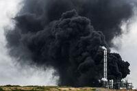 Una explosión en una planta química alemana deja 31 heridos