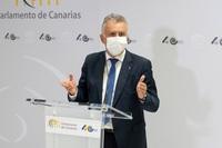 El Supremo rechaza autorizar el toque de queda en Tenerife