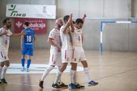 El Albacete FS asesta un golpe casi definitivo