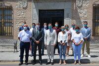 Diputación financia un 'centro de seguridad' en Fuensalida