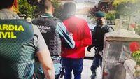 Detenido en Medina uno de los agresores de Amorebieta