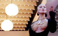 Bella Hadid, sobresaliente en Cannes