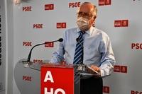 PSOE lamenta que el PP siga confundiendo con su sectarismo