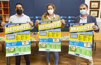 La Diputación lanza Ganas de deporte en 69 pueblos