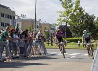 Ferreira y Madlen confirman su dominio en La Rioja Bike Race
