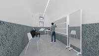 Cambiazo exterior para La Cárcel con la futura Escuela de Artes