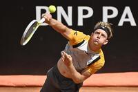 Davidovich alcanza la tercera ronda en París