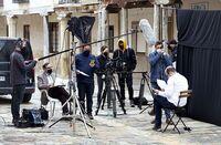 Ampudia representa a Palencia en el documental 'Comuneros'