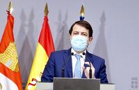 Mañueco reclama al Gobierno una Ebau única y justa