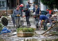 Al menos 27 fallecidos por el temporal en Bélgica