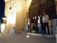 Manzanillo inaugura la iluminación de su iglesia