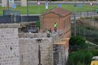 Nuevos retrasos en las obras del puente de Tordesillas