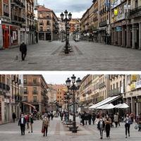 Una ciudad en pandemia: la Segovia de ayer y la de hoy