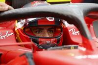 Sainz sube al podio