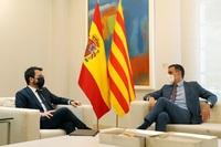 Las peticiones de Cataluña