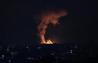 Israel realiza la mayor ofensiva contra Gaza por tierra y aire