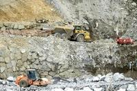 Concluyen la búsqueda de Beltrán en el vertedero de Zaldibar