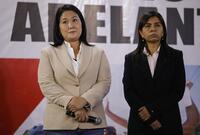 Fujimori exige un recuento de votos hasta el final