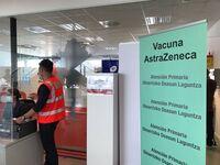 Se llegan a los 215.000 inmunizados en Navarra
