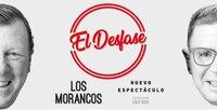 Los Morancos llevan su 'Desfase' a Almodóvar del Campo