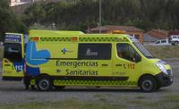 Un fallecido en la CL-101 en Ólvega