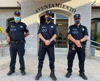 La Policía de Calzada incorpora un nuevo agente