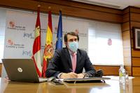 CyL exige mismo trato al corredor Atlántico y Mediterráneo
