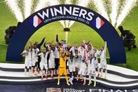 Francia gana la Liga de Naciones con ...