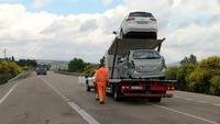 Una mujer de 80 años fallece en accidente en Ólvega